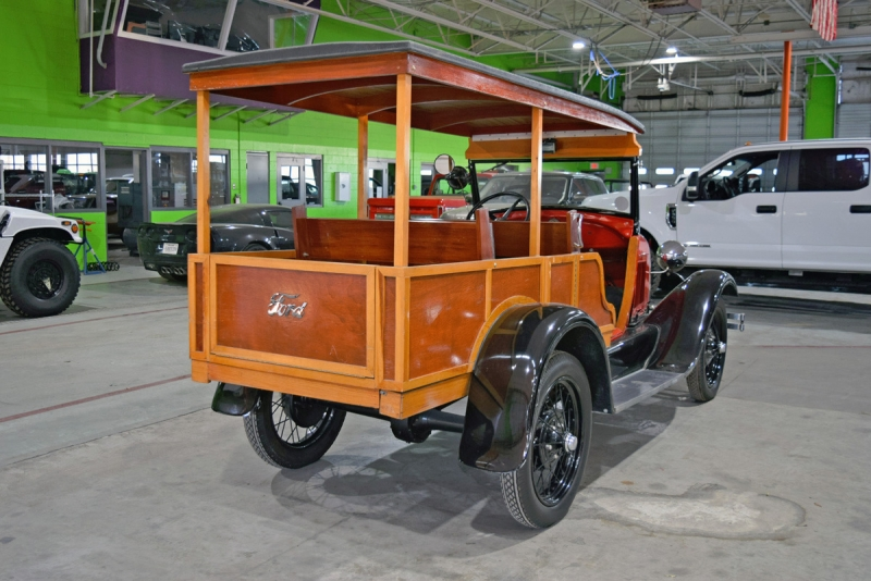 Ford Model T 1929 price $15,900
