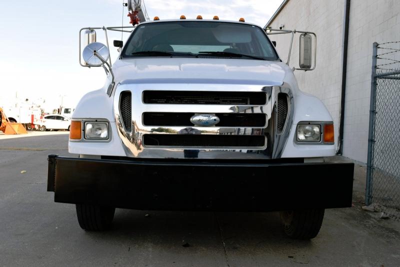 Ford Super Duty F-650 Crane Truck 2009 price $55,900