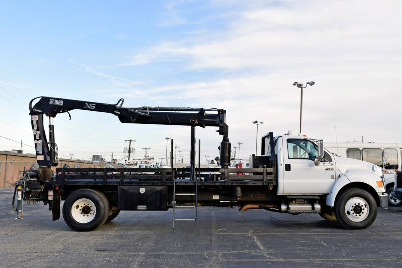 Ford Super Duty F-750 Anchor Truck 2008 price $34,900