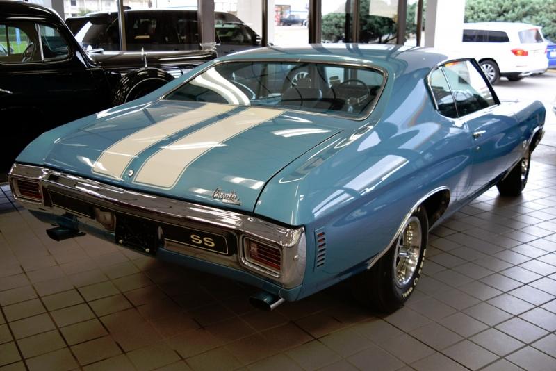 Chevrolet Chevelle 1970 price $64,900