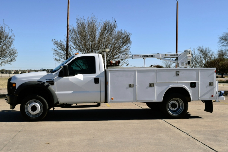 Ford Super Duty F-450 DRW 2009 price $26,900