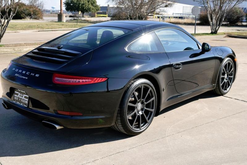 Porsche 911 2015 price $60,900