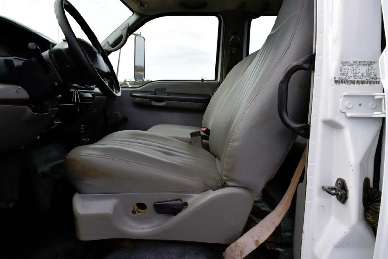 Ford Super Duty F-650 Crane Truck 2008 price $21,900