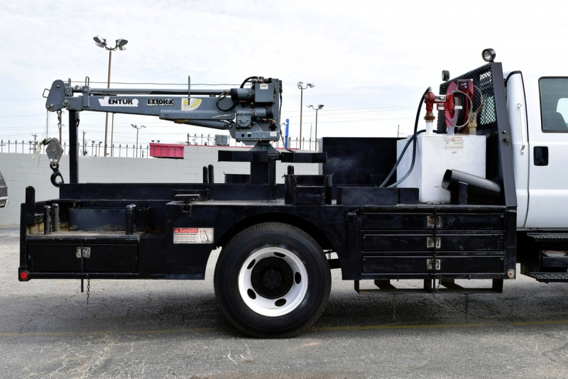 Ford Super Duty F-650 Crane Truck 2008 price $20,900