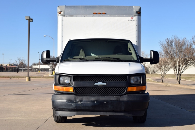 Chevrolet Express Commercial Cutaway 2017 price $21,900
