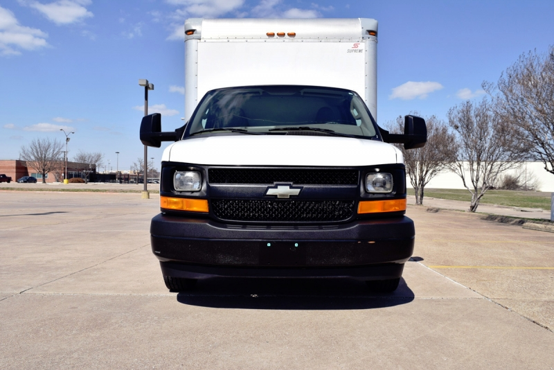 Chevrolet Express Commercial Cutaway 2017 price $20,900
