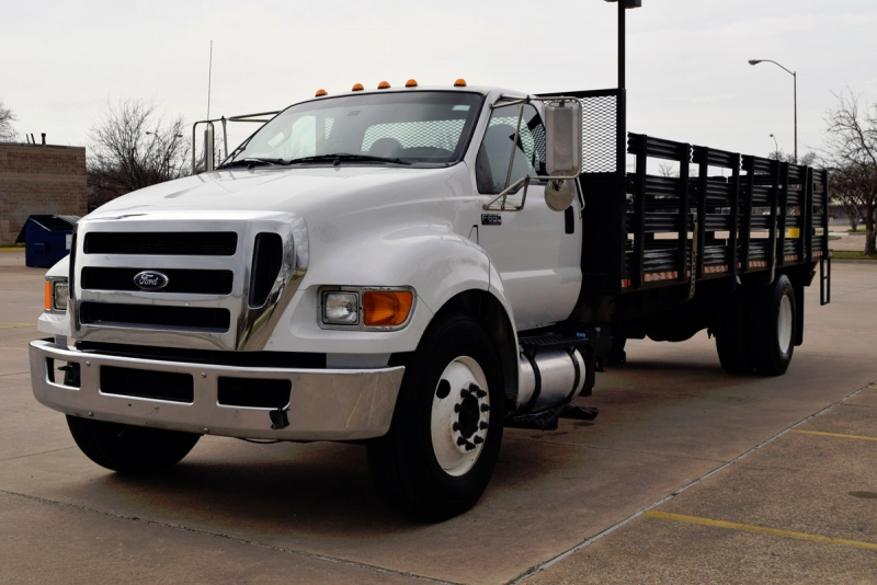 Ford Super Duty F-650 Stake Truck 2011 price $19,900