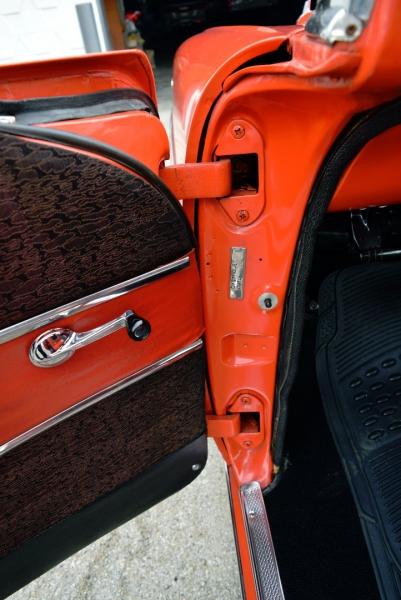 Chevrolet Bel Air 1957 price $0