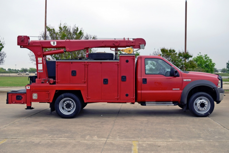 Ford Super Duty F-550 DRW 2005 price $26,900