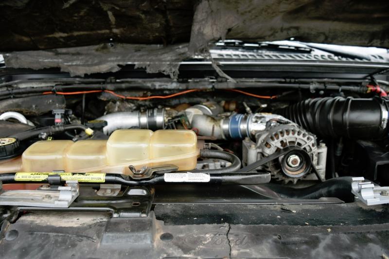 Ford Super Duty F-550 DRW 2002 price $24,900