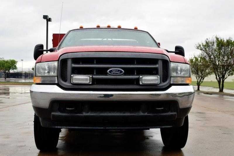 Ford Super Duty F-550 DRW 2004 price $24,900