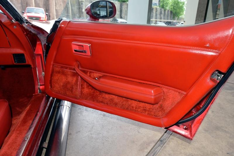 Chevrolet Corvette 1978 price $15,900