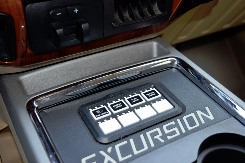 Ford Excursion 2016 price $139,000