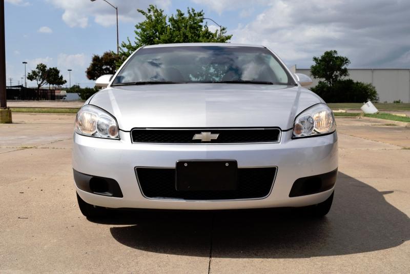Chevrolet Impala Limited Police 2016 price $12,250