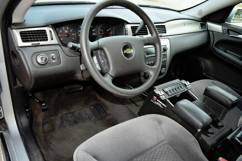 Chevrolet Impala Limited Police 2016 price $13,250