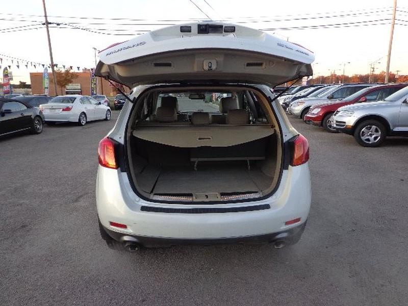 Nissan Murano 2009 price $7,200