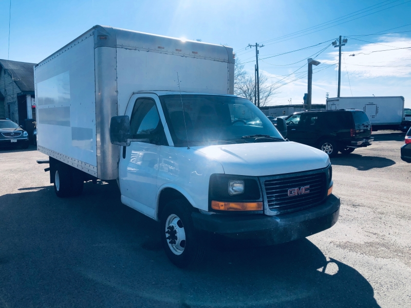 GMC Savana G3500 2012 price $12,500