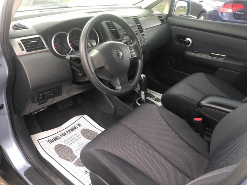 Nissan Versa 2009 price $5,800