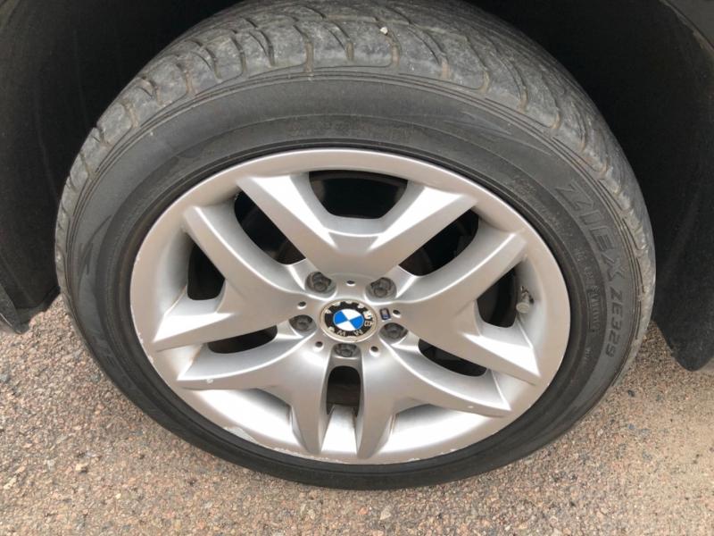 BMW X3 2007 price $7,500