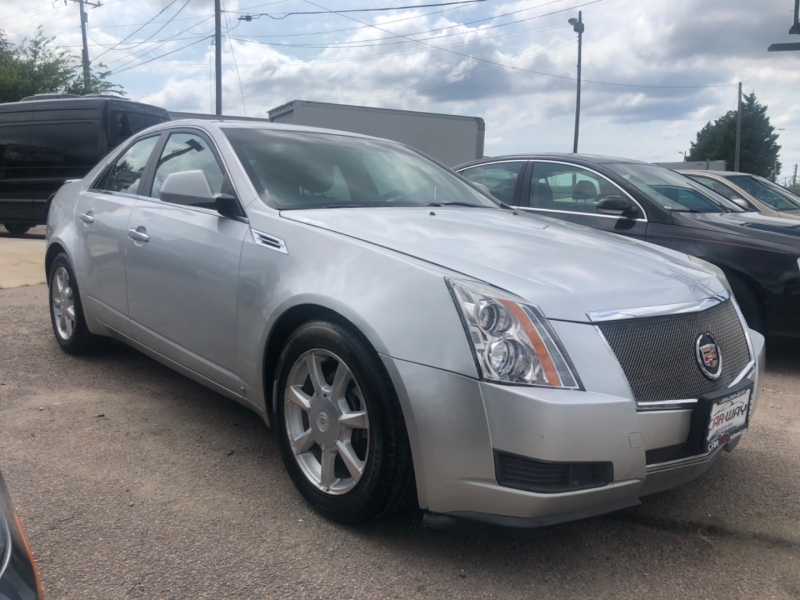 Cadillac CTS 2009 price $7,500