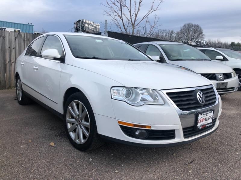 Volkswagen Passat Sedan 2010 price $6,800