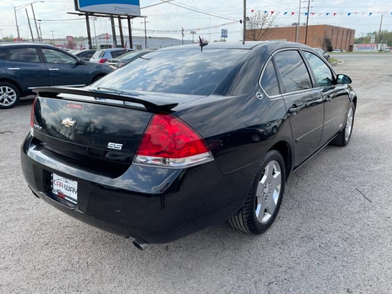 Chevrolet Impala 2006 price $7,500