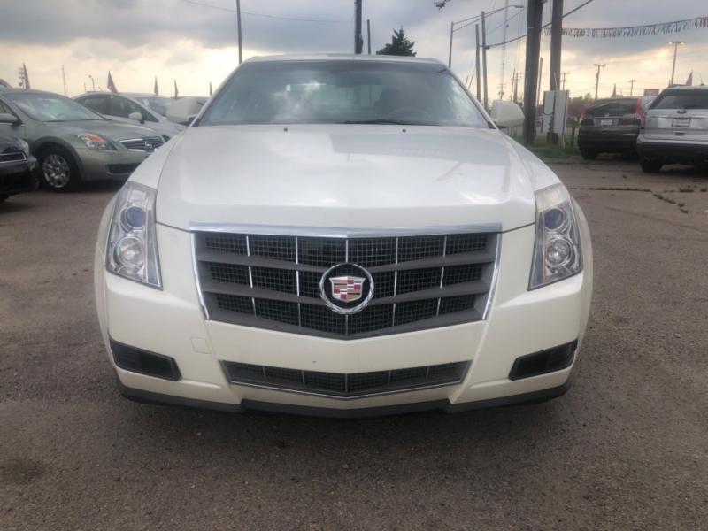 Cadillac CTS 2009 price $9,800