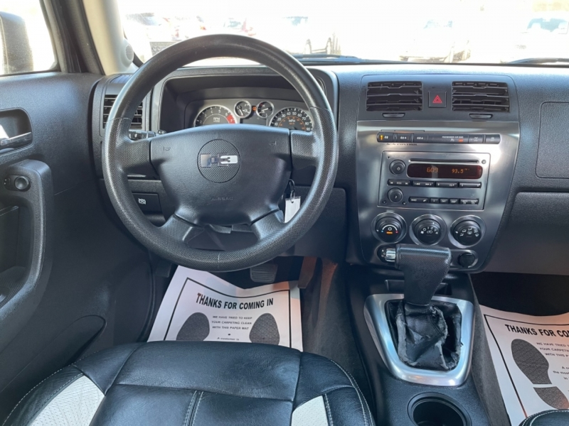 Hummer H3 2007 price $10,500