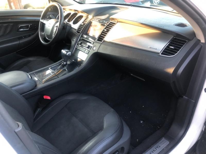 Ford Taurus 2011 price $0