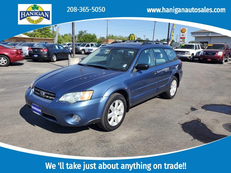 Subaru Legacy Wagon 2007 price $10,995