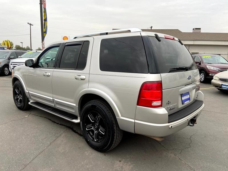 Ford Explorer 2003 price $6,995