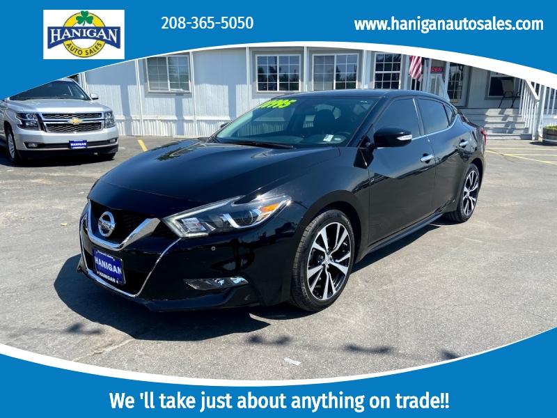 Nissan Maxima 2018 price $24,995