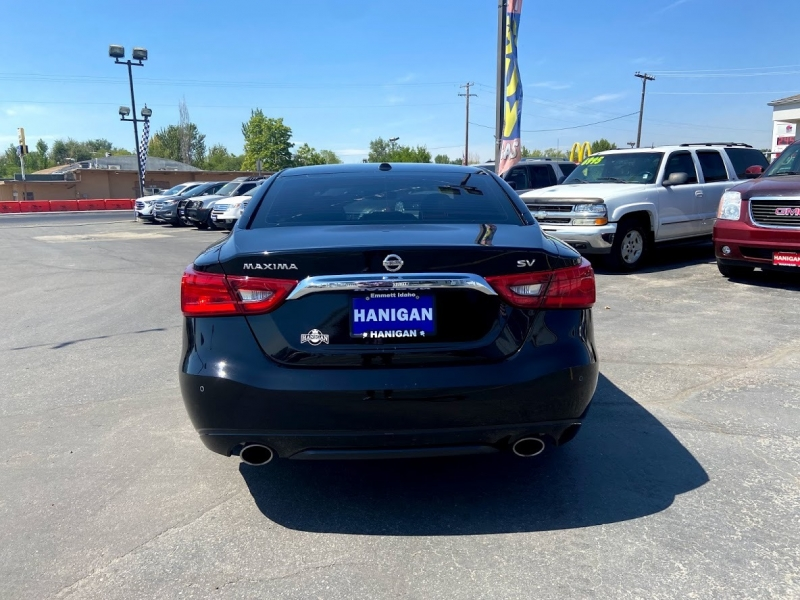 Nissan Maxima 2018 price $20,995