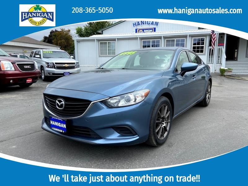 Mazda Mazda6 2016 price $10,995
