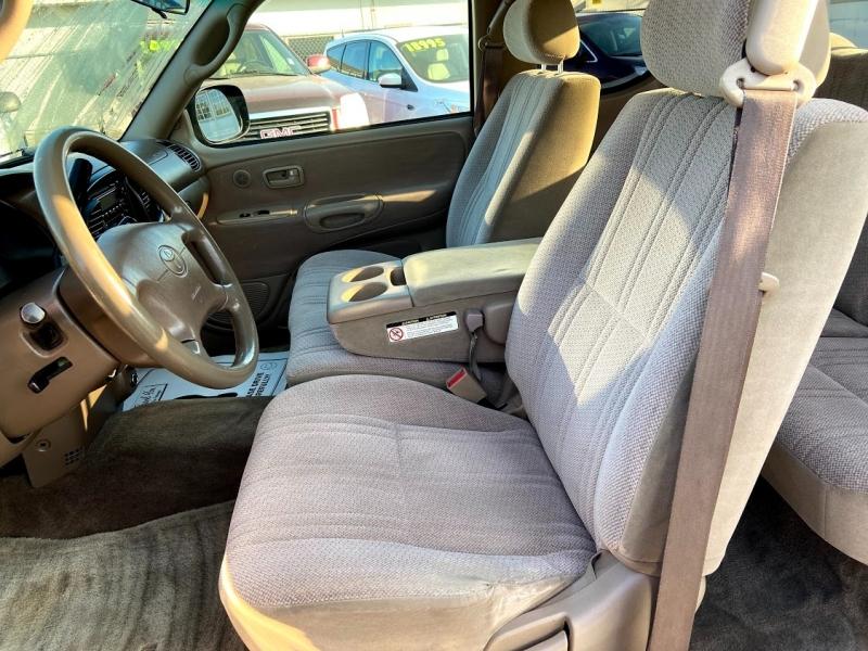 Toyota Tundra 2000 price $9,995