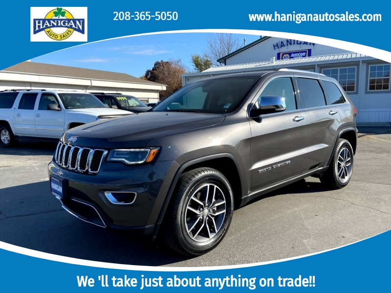 Jeep Grand Cherokee 2018 price $23,995