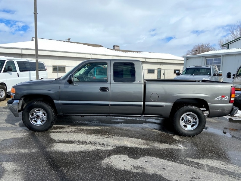 GMC Sierra 1500 1999 price $11,986