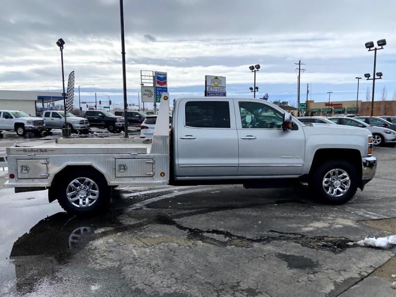 Chevrolet Silverado 3500HD 2016 price $46,160