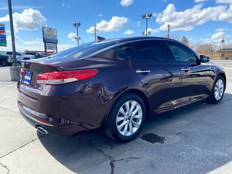Kia Optima 2017 price $17,995