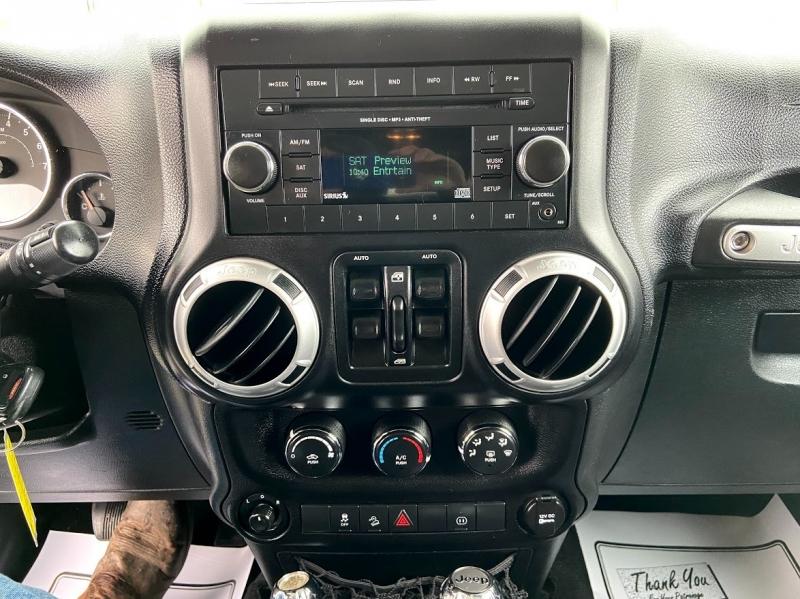 Jeep Wrangler Unlimited 2012 price $24,995