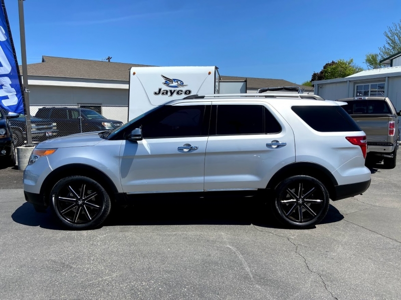 Ford Explorer 2014 price $21,995