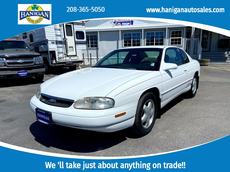 Chevrolet Monte Carlo 1998 price $3,995
