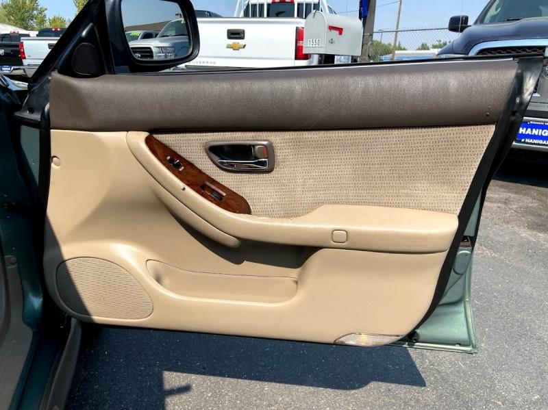 Subaru Legacy Wagon 2003 price $4,995
