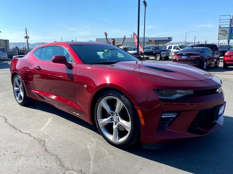 Chevrolet Camaro 2017 price $39,995