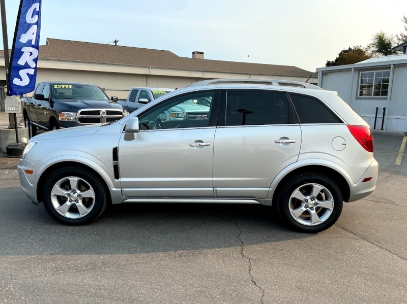 Chevrolet Captiva Sport 2014 price $11,995