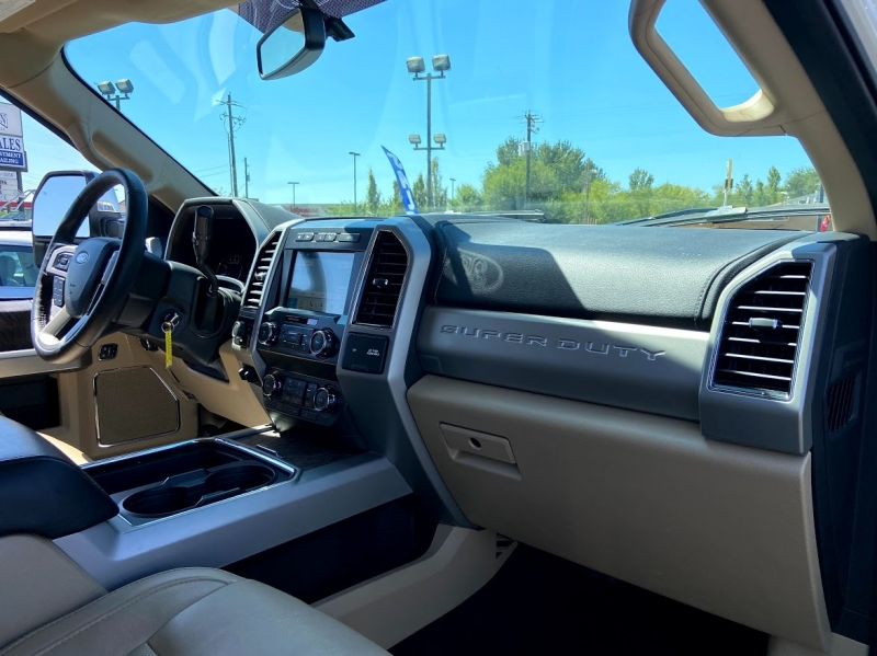 Ford Super Duty F-350 SRW 2019 price $74,995