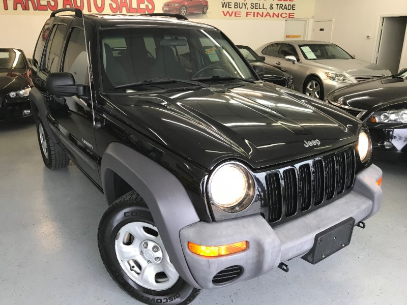 Jeep Liberty 2004 price $6,500