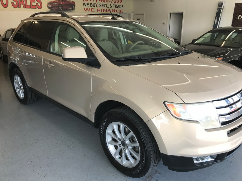 Ford Edge 2007 price $6,998