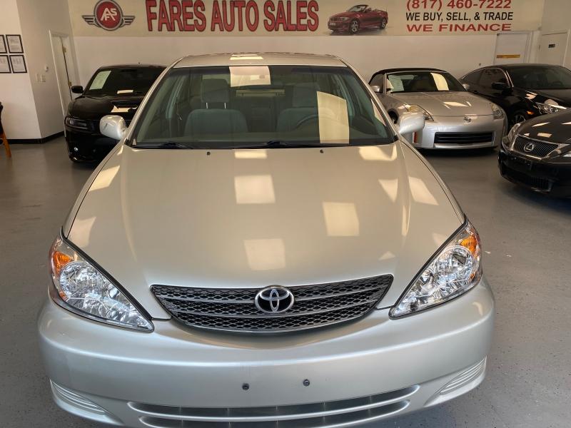 Toyota Camry 2003 price $4,998