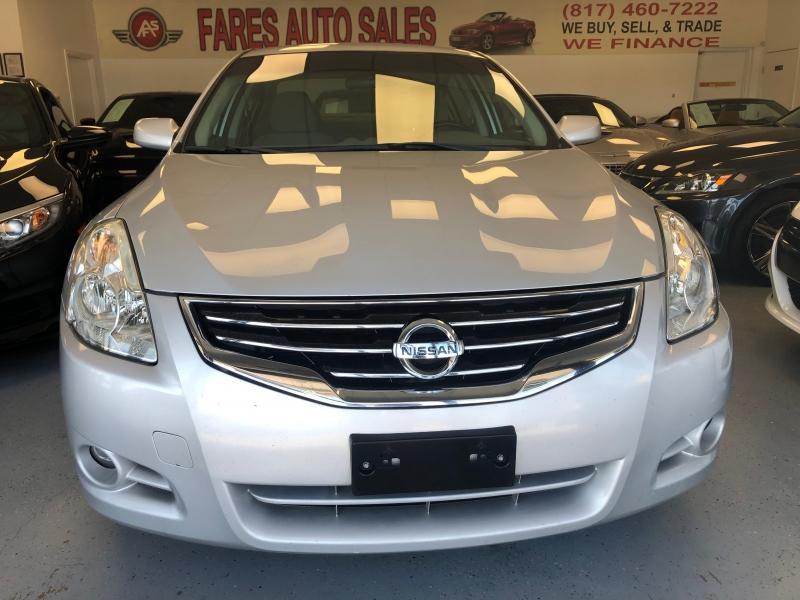 Nissan Altima 2011 price $6,498